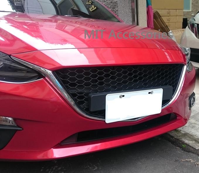 2007 Mazda Mazda3 Exterior: MIT MAZDA 3 Axela Mazda3 M3 2014-2016 Sport Style Front