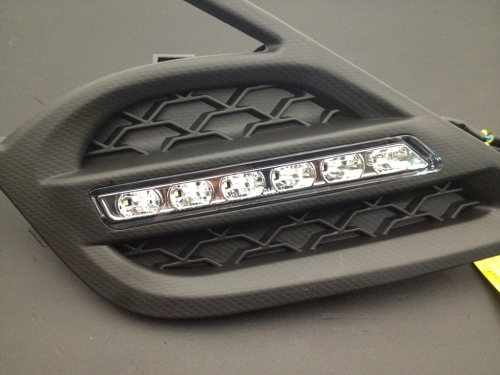 Quot Led Strip Daytime Running Lights And Valenti Tails