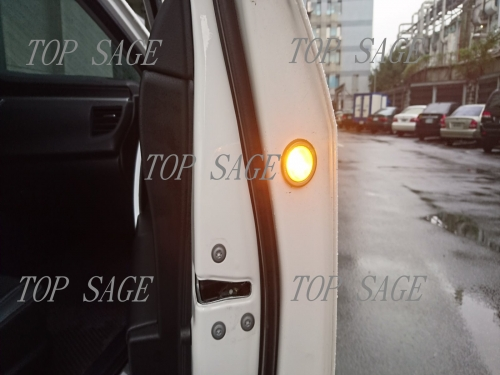 LED door ope